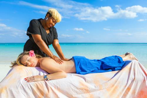 Island Seas Resort massage