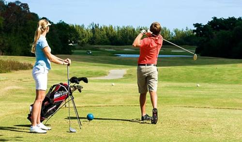 Memories Grand Bahama golf