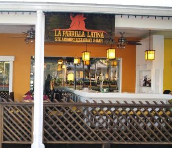 La Parrilla Latina Restaurant and Bar