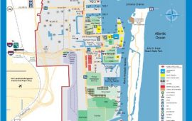 Port Everglades map