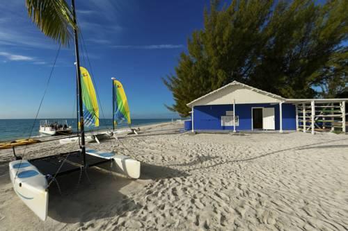 Viva Wyndham Fortuna Beach beach